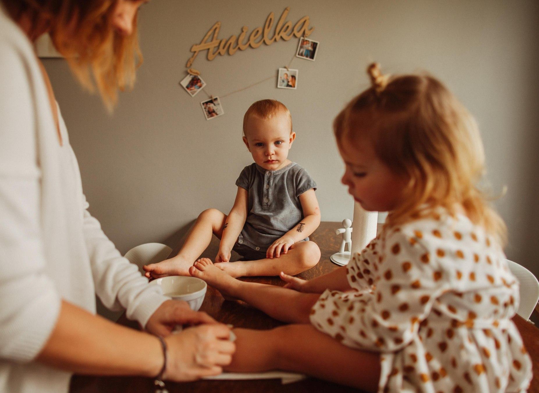Zdjęcia rodzinne lifestyle