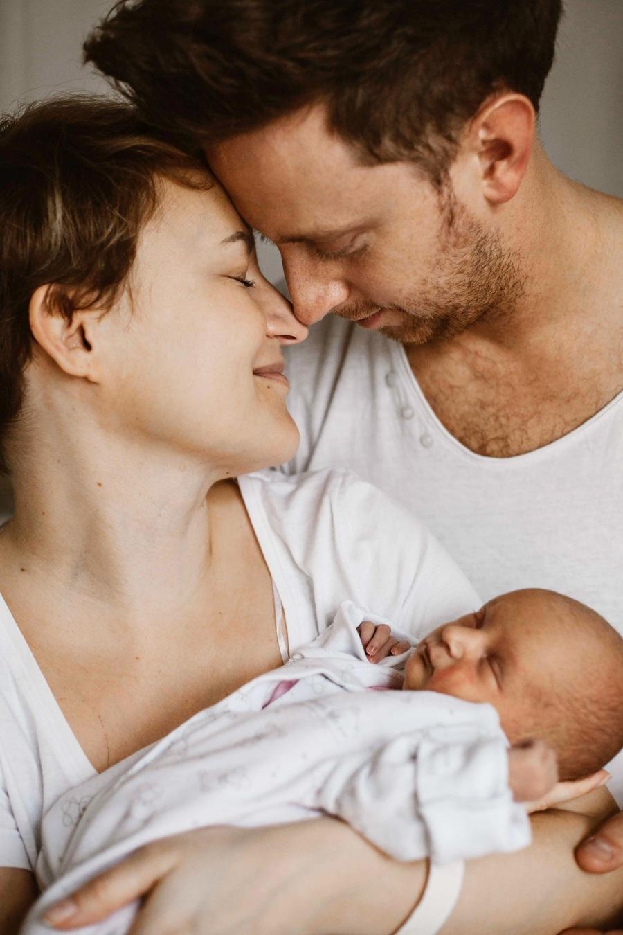 pierwsze48 sesja noworodkowa w szpitalu projekt48 wyprawka szpital karowa sw. zofii babyshower prezent